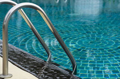 high quality pool safety rails for entry